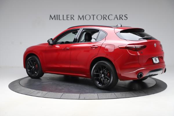 New 2020 Alfa Romeo Stelvio Sport Q4 for sale $50,190 at Maserati of Greenwich in Greenwich CT 06830 4