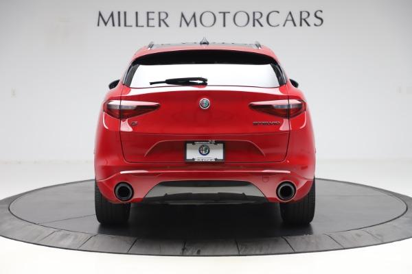 New 2020 Alfa Romeo Stelvio Sport Q4 for sale $50,190 at Maserati of Greenwich in Greenwich CT 06830 6