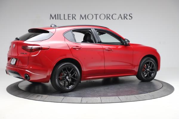 New 2020 Alfa Romeo Stelvio Sport Q4 for sale $50,190 at Maserati of Greenwich in Greenwich CT 06830 8