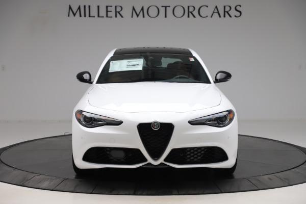 New 2020 Alfa Romeo Giulia Ti Sport Q4 for sale $53,190 at Maserati of Greenwich in Greenwich CT 06830 12