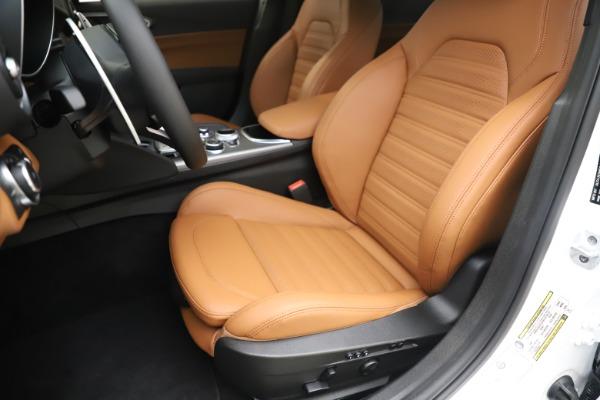 New 2020 Alfa Romeo Giulia Ti Sport Q4 for sale $53,190 at Maserati of Greenwich in Greenwich CT 06830 15