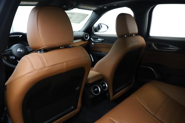 New 2020 Alfa Romeo Giulia Ti Sport Q4 for sale $53,190 at Maserati of Greenwich in Greenwich CT 06830 20