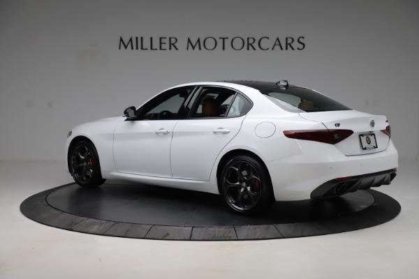 New 2020 Alfa Romeo Giulia Ti Sport Q4 for sale $53,190 at Maserati of Greenwich in Greenwich CT 06830 4