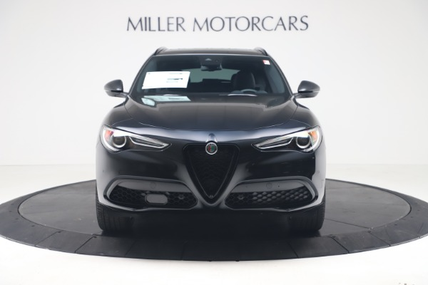 New 2020 Alfa Romeo Stelvio Ti Sport Q4 for sale $57,590 at Maserati of Greenwich in Greenwich CT 06830 12