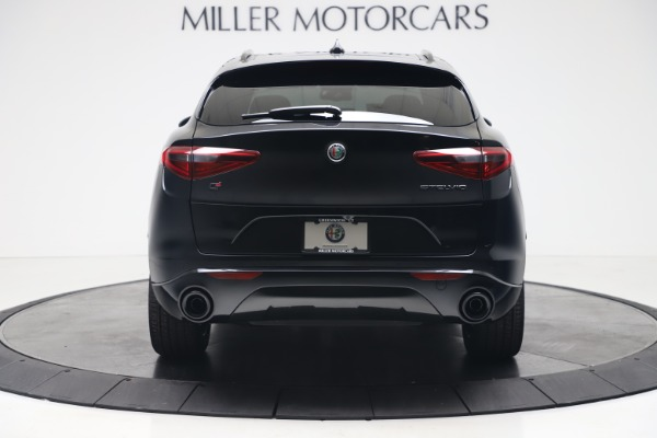 New 2020 Alfa Romeo Stelvio Ti Sport Q4 for sale $57,590 at Maserati of Greenwich in Greenwich CT 06830 6