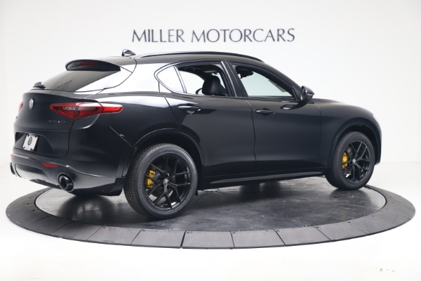 New 2020 Alfa Romeo Stelvio Ti Sport Q4 for sale $57,590 at Maserati of Greenwich in Greenwich CT 06830 8
