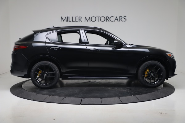 New 2020 Alfa Romeo Stelvio Ti Sport Q4 for sale $57,590 at Maserati of Greenwich in Greenwich CT 06830 9