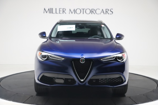 New 2020 Alfa Romeo Stelvio Ti Q4 for sale $54,340 at Maserati of Greenwich in Greenwich CT 06830 12