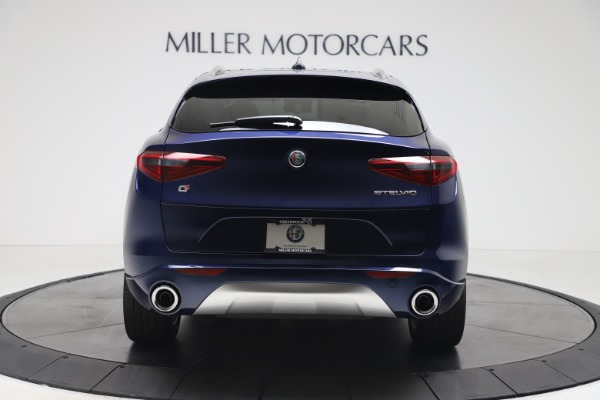 New 2020 Alfa Romeo Stelvio Ti Q4 for sale $54,340 at Maserati of Greenwich in Greenwich CT 06830 6