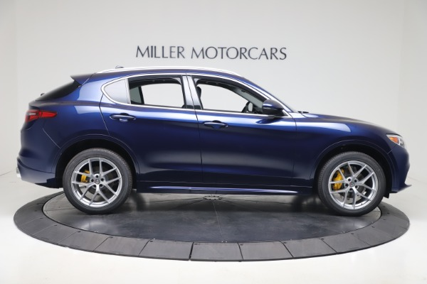 New 2020 Alfa Romeo Stelvio Ti Q4 for sale $54,340 at Maserati of Greenwich in Greenwich CT 06830 9