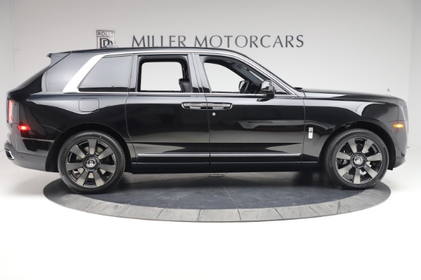 New 2020 Rolls-Royce Cullinan for sale $385,525 at Maserati of Greenwich in Greenwich CT 06830 10