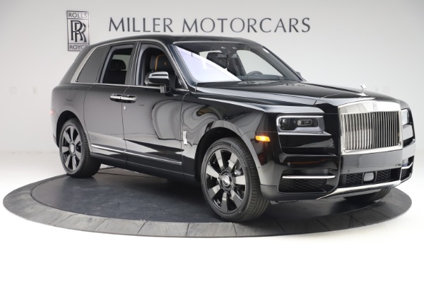 New 2020 Rolls-Royce Cullinan for sale $385,525 at Maserati of Greenwich in Greenwich CT 06830 12