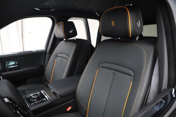 New 2020 Rolls-Royce Cullinan for sale $385,525 at Maserati of Greenwich in Greenwich CT 06830 14