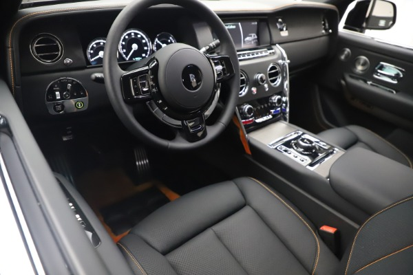 New 2020 Rolls-Royce Cullinan for sale $385,525 at Maserati of Greenwich in Greenwich CT 06830 16