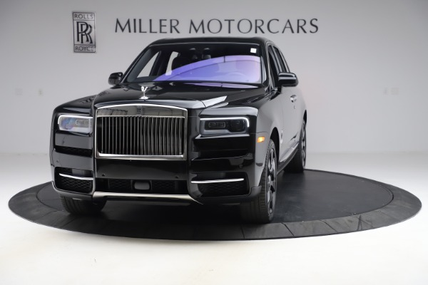 New 2020 Rolls-Royce Cullinan for sale $385,525 at Maserati of Greenwich in Greenwich CT 06830 3
