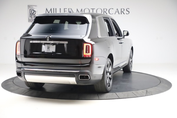New 2020 Rolls-Royce Cullinan for sale $385,525 at Maserati of Greenwich in Greenwich CT 06830 8