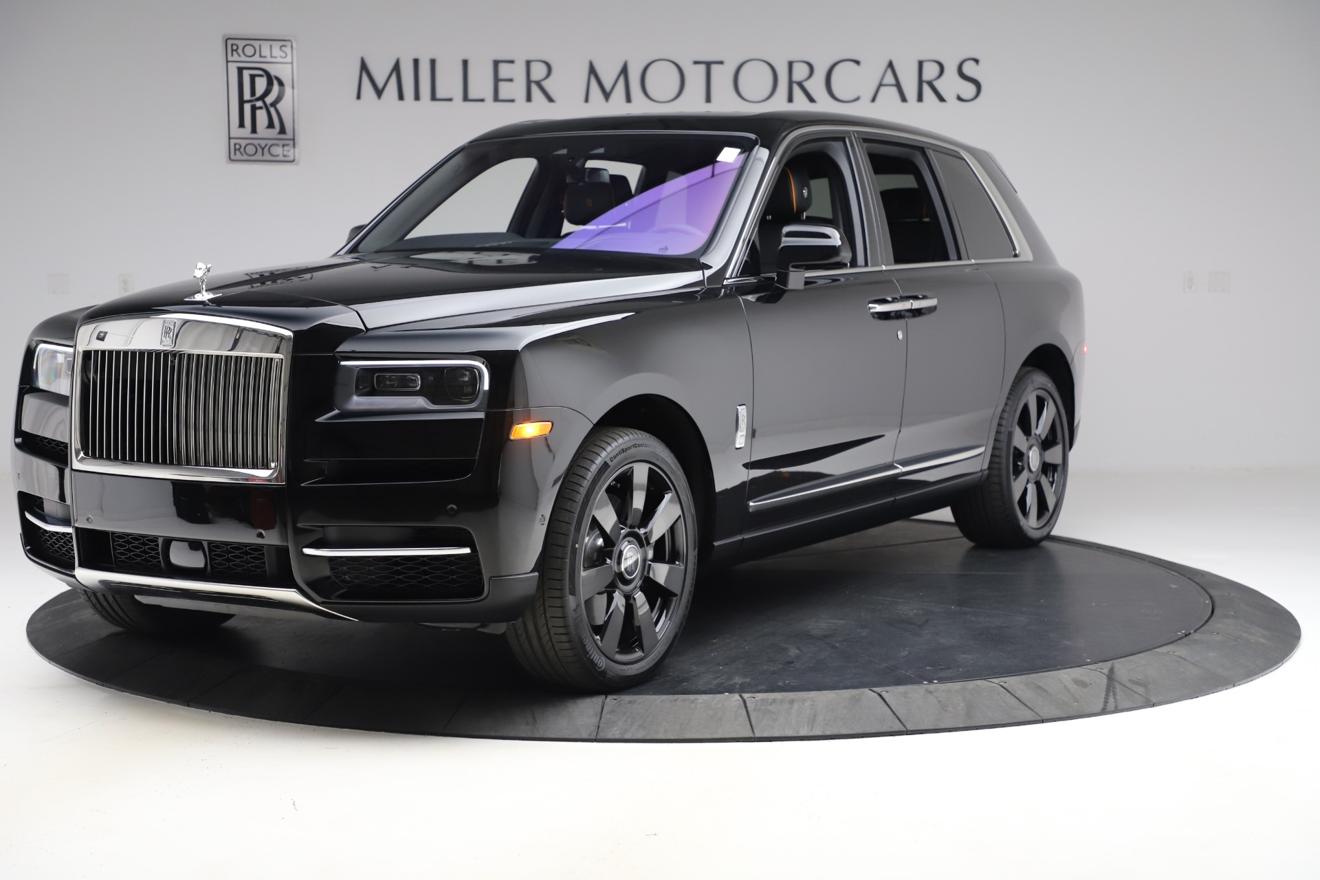 New 2020 Rolls-Royce Cullinan for sale $385,525 at Maserati of Greenwich in Greenwich CT 06830 1