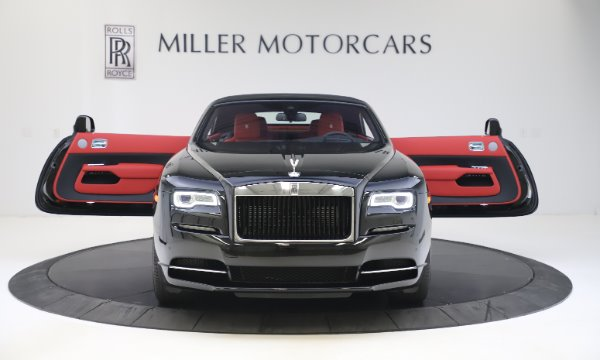 New 2020 Rolls-Royce Dawn for sale $393,050 at Maserati of Greenwich in Greenwich CT 06830 18
