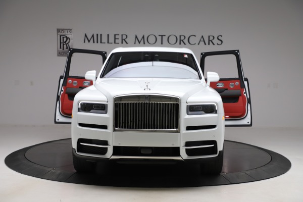 New 2020 Rolls-Royce Cullinan for sale $379,325 at Maserati of Greenwich in Greenwich CT 06830 10
