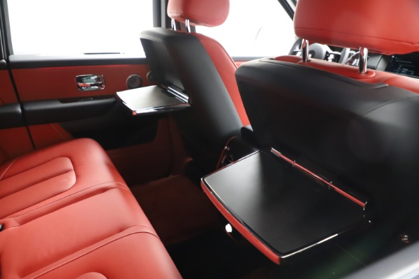 New 2020 Rolls-Royce Cullinan for sale Call for price at Maserati of Greenwich in Greenwich CT 06830 17