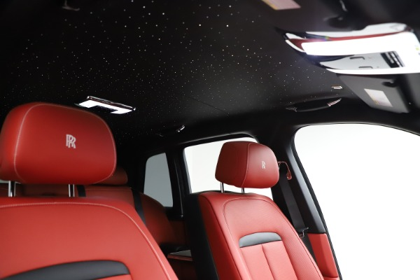 New 2020 Rolls-Royce Cullinan for sale Call for price at Maserati of Greenwich in Greenwich CT 06830 25