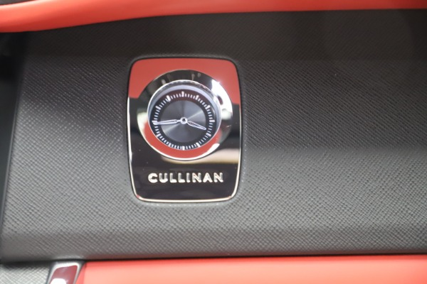 New 2020 Rolls-Royce Cullinan for sale Call for price at Maserati of Greenwich in Greenwich CT 06830 28