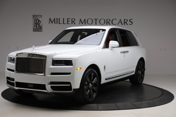 New 2020 Rolls-Royce Cullinan for sale $379,325 at Maserati of Greenwich in Greenwich CT 06830 3