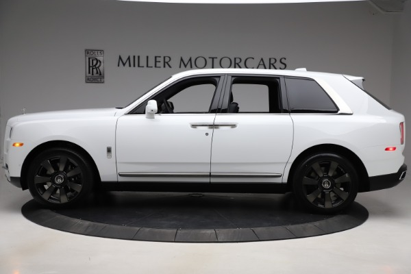 New 2020 Rolls-Royce Cullinan for sale $379,325 at Maserati of Greenwich in Greenwich CT 06830 4
