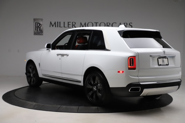 New 2020 Rolls-Royce Cullinan for sale $379,325 at Maserati of Greenwich in Greenwich CT 06830 5