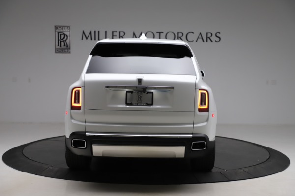 New 2020 Rolls-Royce Cullinan for sale $379,325 at Maserati of Greenwich in Greenwich CT 06830 6