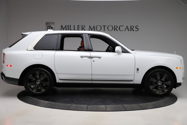 New 2020 Rolls-Royce Cullinan for sale $379,325 at Maserati of Greenwich in Greenwich CT 06830 8