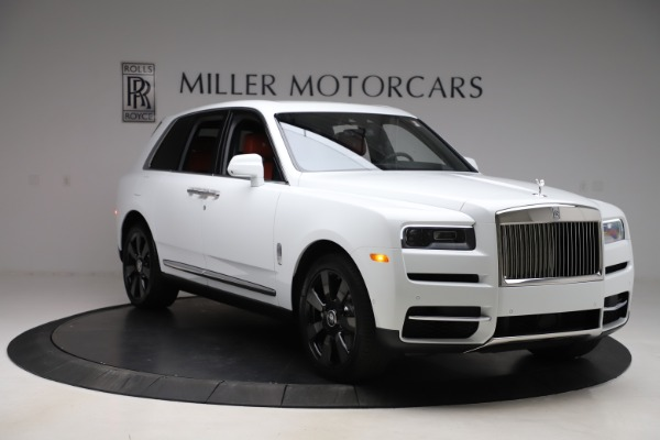 New 2020 Rolls-Royce Cullinan for sale $379,325 at Maserati of Greenwich in Greenwich CT 06830 9