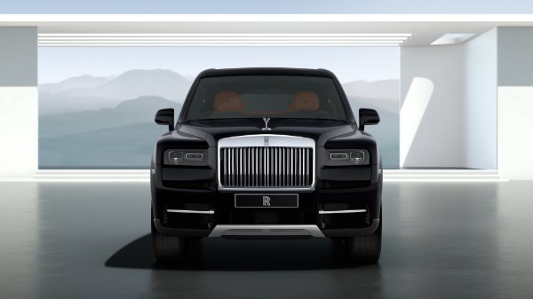 New 2020 Rolls-Royce Cullinan for sale $383,500 at Maserati of Greenwich in Greenwich CT 06830 2