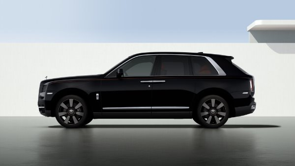 New 2020 Rolls-Royce Cullinan for sale $383,500 at Maserati of Greenwich in Greenwich CT 06830 3