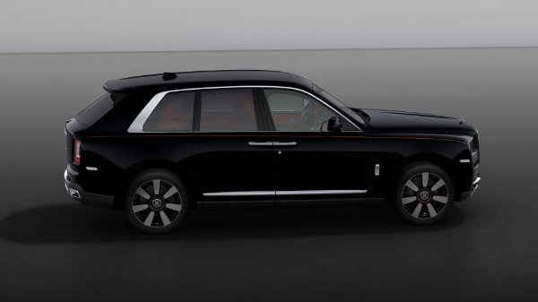 New 2020 Rolls-Royce Cullinan for sale $383,500 at Maserati of Greenwich in Greenwich CT 06830 5
