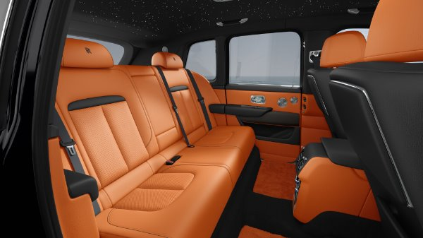 New 2020 Rolls-Royce Cullinan for sale $383,500 at Maserati of Greenwich in Greenwich CT 06830 8