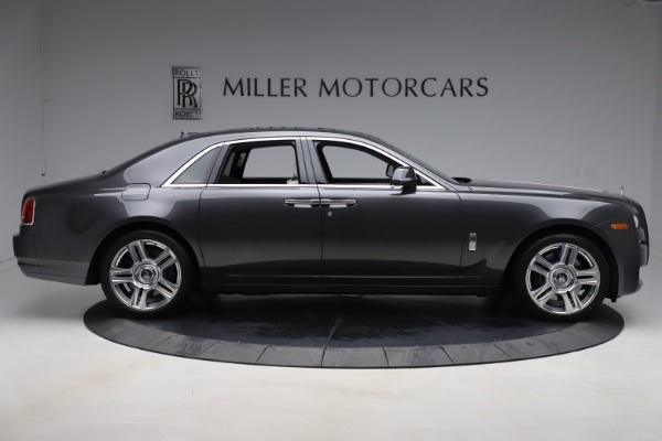 Used 2016 Rolls-Royce Ghost for sale $179,900 at Maserati of Greenwich in Greenwich CT 06830 10