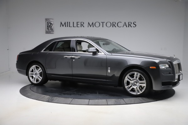Used 2016 Rolls-Royce Ghost for sale $179,900 at Maserati of Greenwich in Greenwich CT 06830 11
