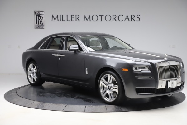 Used 2016 Rolls-Royce Ghost for sale $179,900 at Maserati of Greenwich in Greenwich CT 06830 12