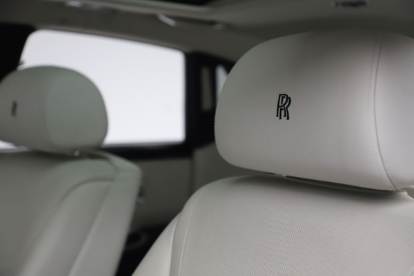 Used 2016 Rolls-Royce Ghost for sale $179,900 at Maserati of Greenwich in Greenwich CT 06830 23