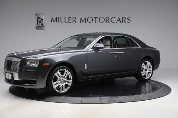 Used 2016 Rolls-Royce Ghost for sale $179,900 at Maserati of Greenwich in Greenwich CT 06830 3
