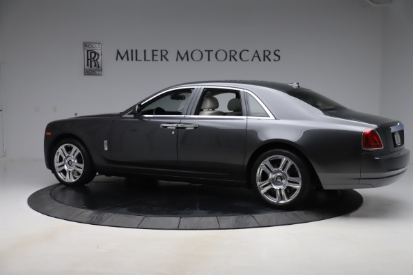 Used 2016 Rolls-Royce Ghost for sale $179,900 at Maserati of Greenwich in Greenwich CT 06830 5