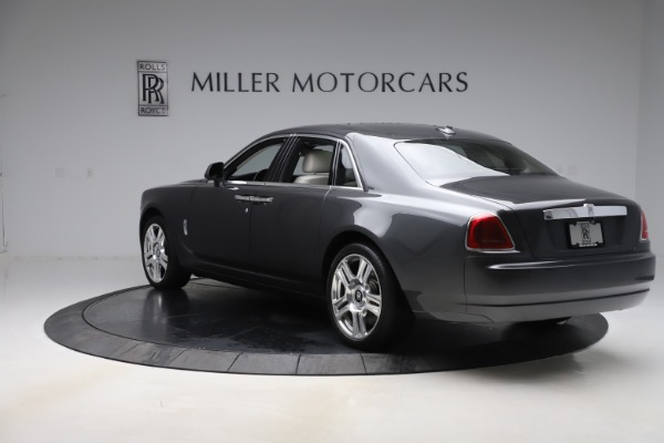 Used 2016 Rolls-Royce Ghost for sale $179,900 at Maserati of Greenwich in Greenwich CT 06830 6