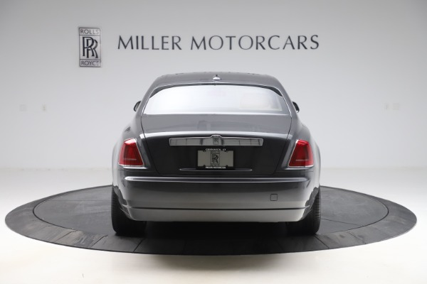 Used 2016 Rolls-Royce Ghost for sale $175,900 at Maserati of Greenwich in Greenwich CT 06830 7