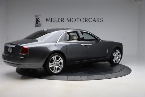 Used 2016 Rolls-Royce Ghost for sale $179,900 at Maserati of Greenwich in Greenwich CT 06830 9