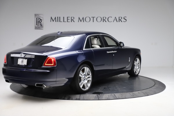Used 2015 Rolls-Royce Ghost for sale $157,900 at Maserati of Greenwich in Greenwich CT 06830 10