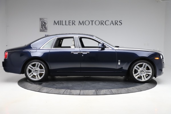 Used 2015 Rolls-Royce Ghost for sale $157,900 at Maserati of Greenwich in Greenwich CT 06830 11