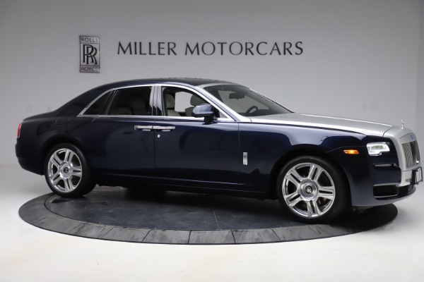 Used 2015 Rolls-Royce Ghost for sale $157,900 at Maserati of Greenwich in Greenwich CT 06830 12