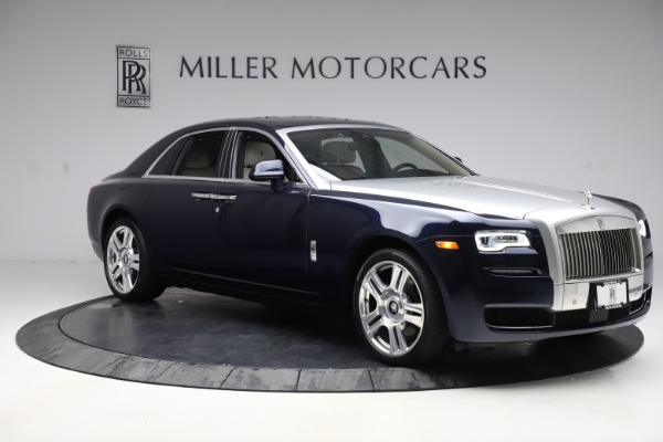 Used 2015 Rolls-Royce Ghost for sale $157,900 at Maserati of Greenwich in Greenwich CT 06830 13