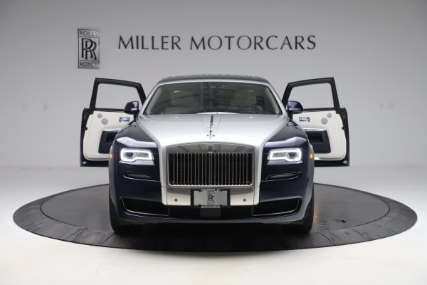 Used 2015 Rolls-Royce Ghost for sale $157,900 at Maserati of Greenwich in Greenwich CT 06830 14